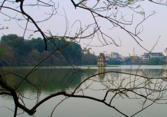 Lake of the Restored Sword – Hoàn Kiếm