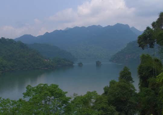 Ba Bể Lake and National Park