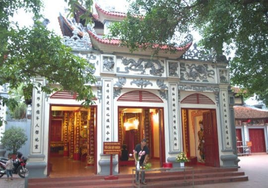 West Lake Temple – Hanoi