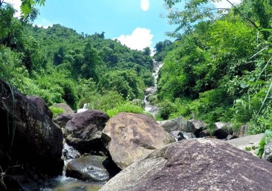 Tat Ma Waterfall – Ba Be Lake